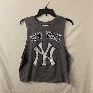 Genuine Merchandise New York Yankee M Tank Top
